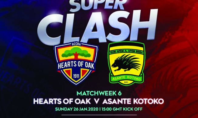 PRESS RELEASE: Special Media Tickets for Hearts vs Kotoko Ghana Premier League match