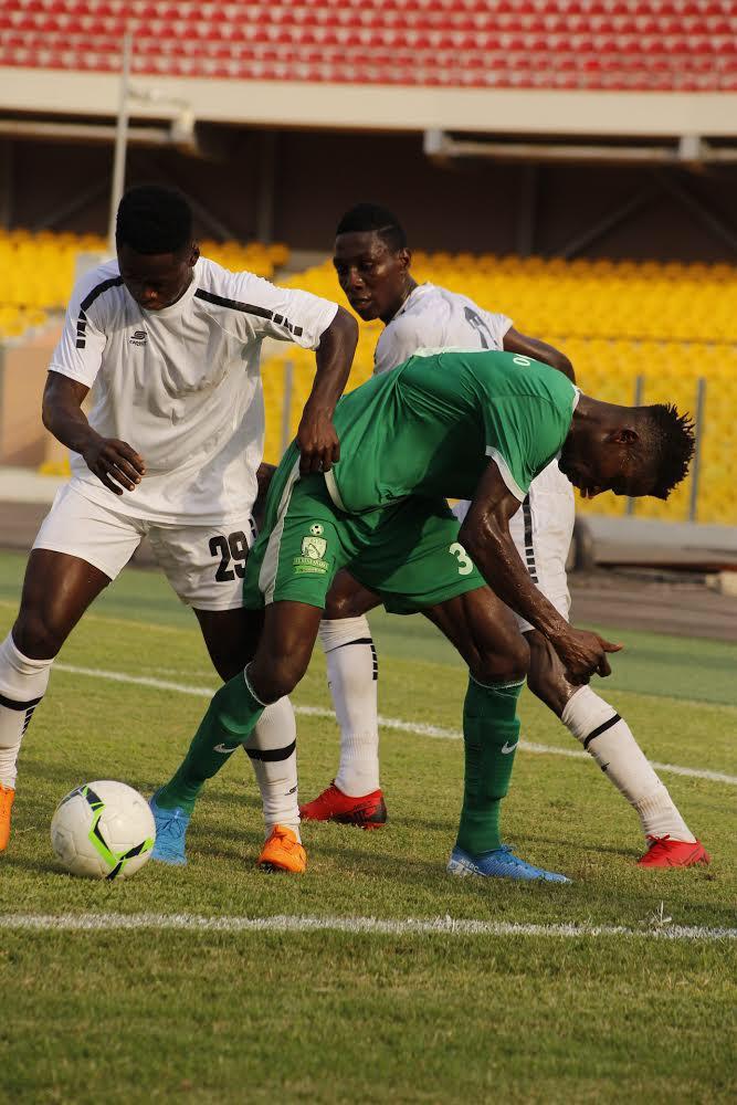 Match Report - Inter Allies 2-3 Elmina Sharks: