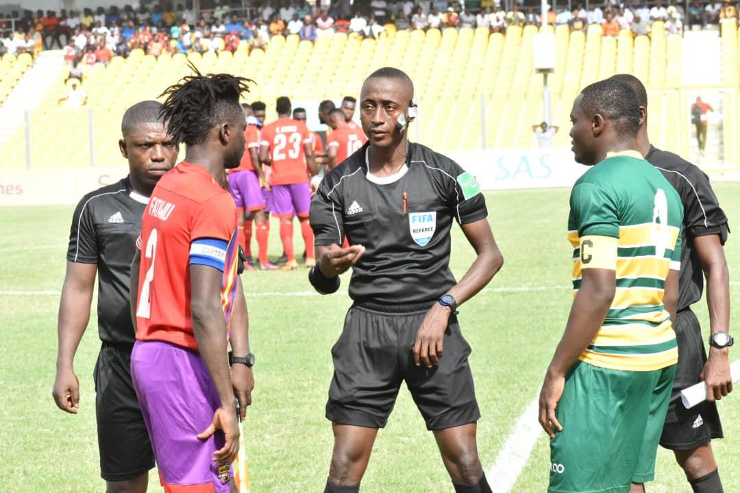 Match Officials for GPL Matchweek 5