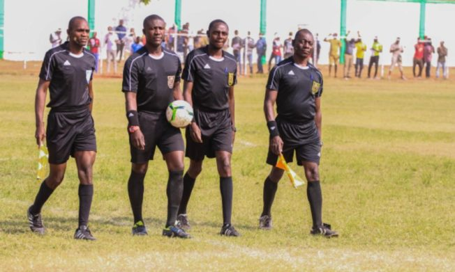 Match Officials for GPL Day 7 games