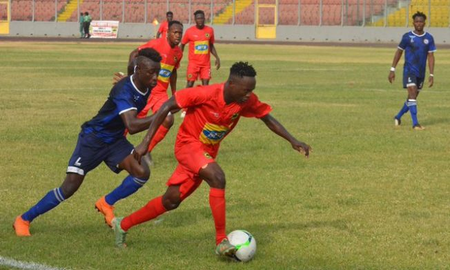 GFA Competitions Dept issues directive for Sunday's match between Asante Kotoko and Dwarfs