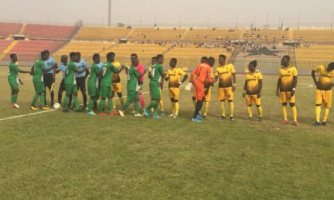 Yusuf Mubarik stunner earns Ashgold win over King Faisal