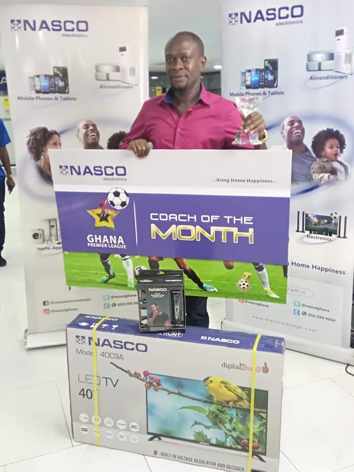 GFA, NASCO agree improved deal for Premier League and Women's Premier League player of the match awards
