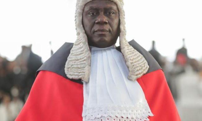Press release: GFA congratulates Chief Justice Anin Yeboah