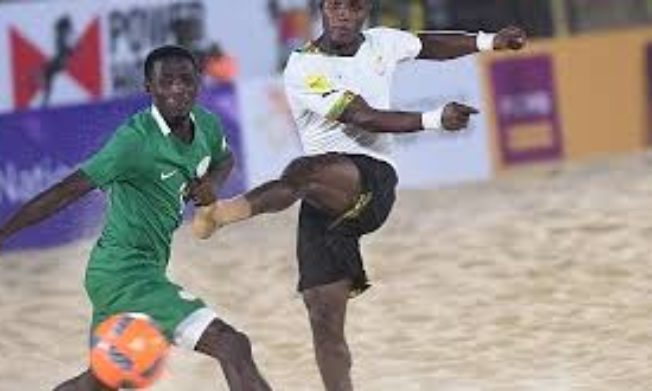 GFA names Beach Soccer National Team Management committee