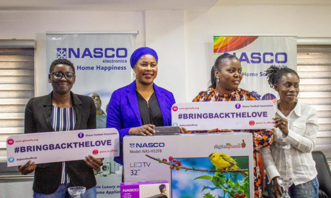 NASCO announce sponsorship package for Women's Premier League