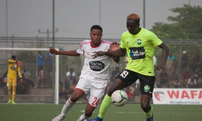 WAFA draws at home against Dreams FC