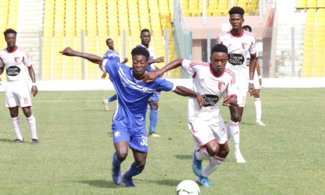 GPL Week 7: WAFA Stun Great Olympics in Accra