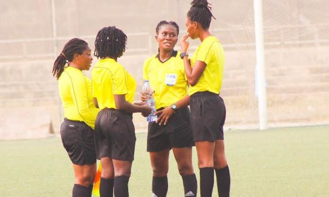 Match Officials for Women's Premier League Matchday 6