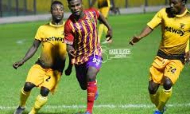 Referee Latif Adaari cleared after Hearts of Oak vs Ashantigold