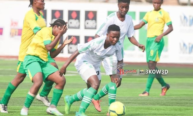 WPL: Doris Boaduwaa bags brace as Hasaacas lash Immigration Ladies 4-0