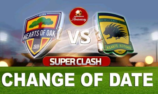 Hearts-Kotoko match in London postponed