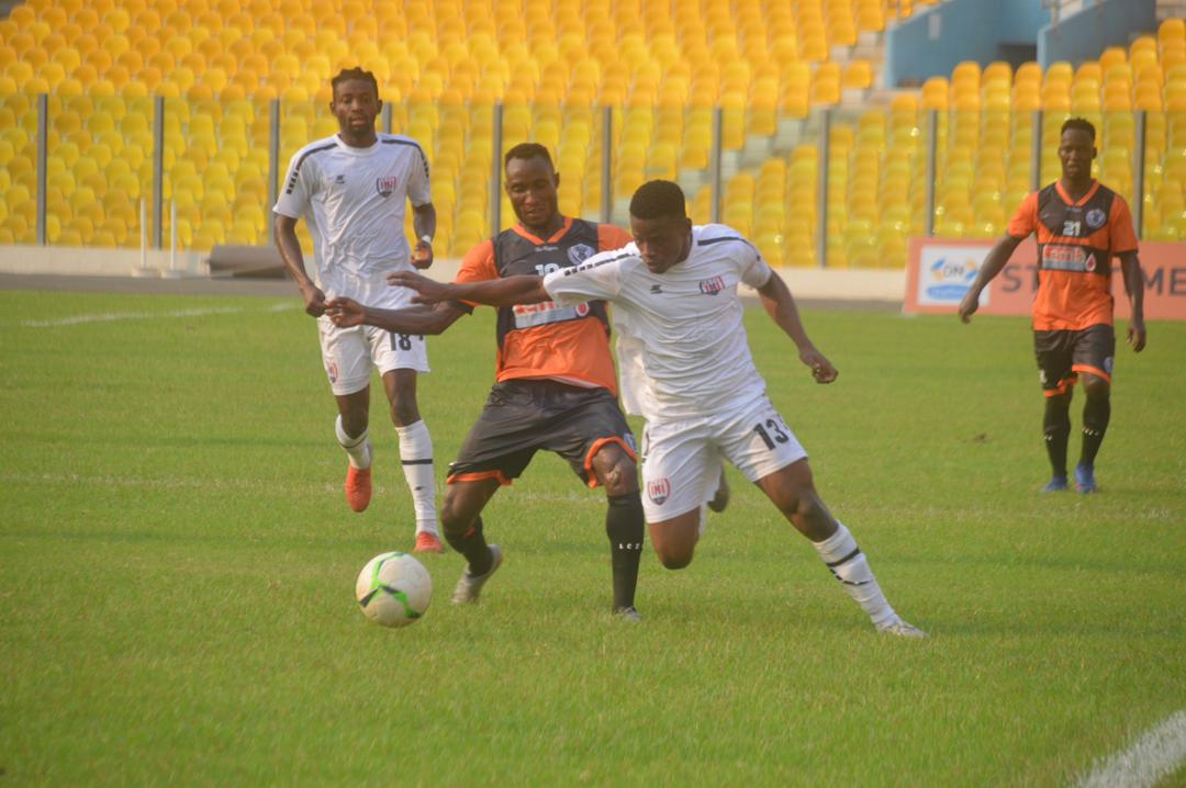 Match Report - Inter Allies share spoils with Legon Cities in Regional Derby