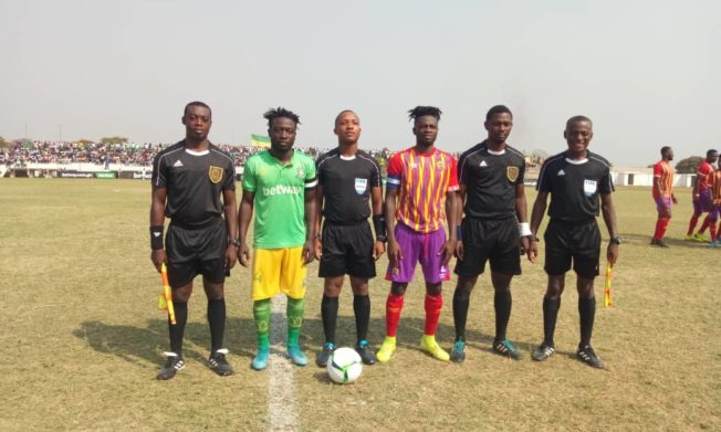 Aduana Stars held at home as Phobians return to Accra with a point
