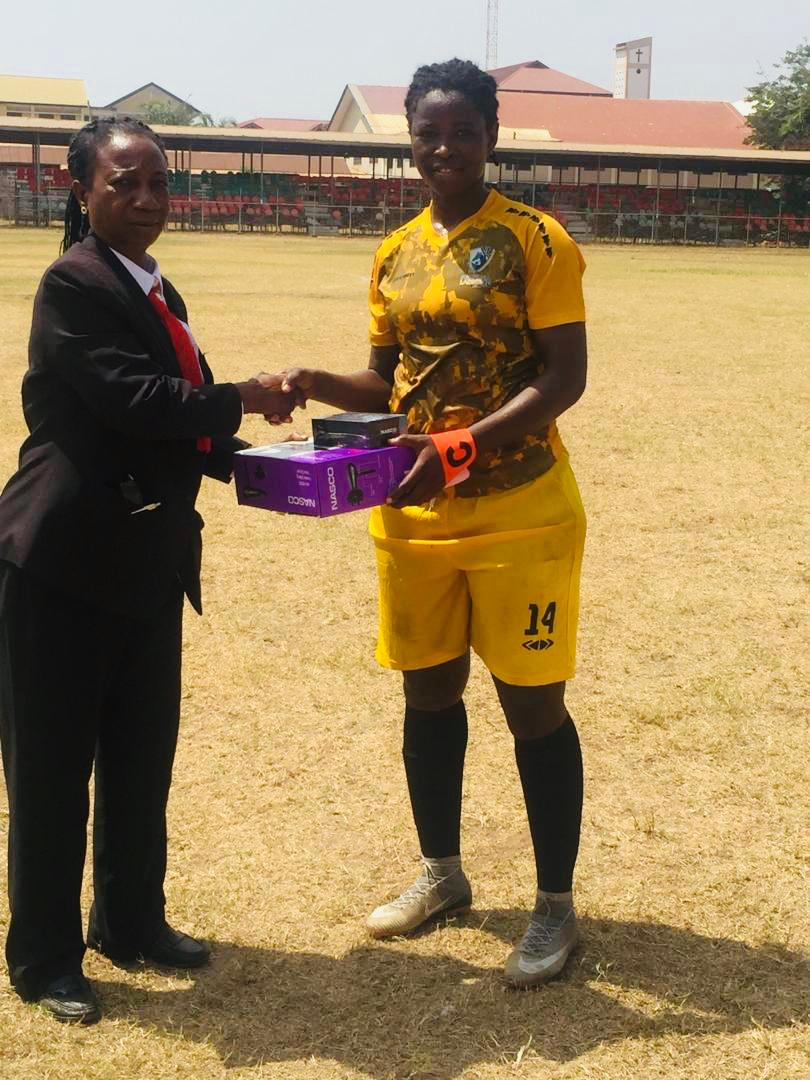 Prisons Ladies move to second place on log after Pearl Pia win