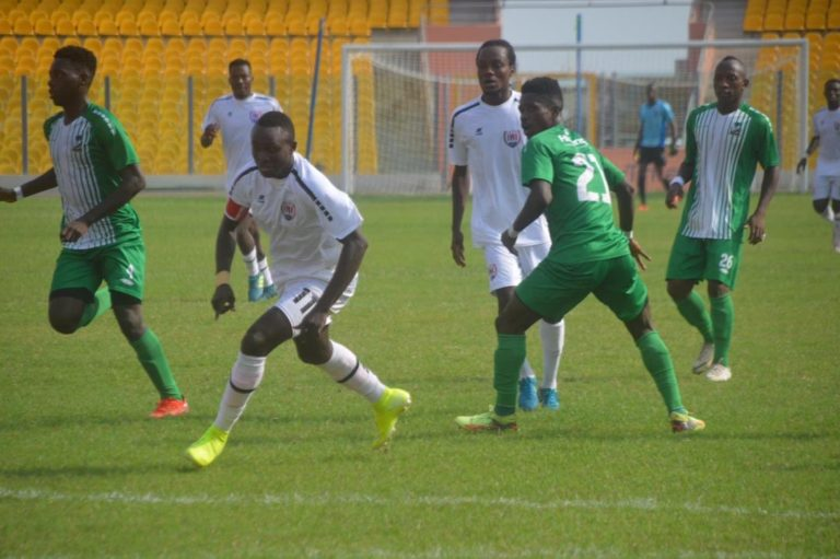 King Faisal's GPL Matchday 11 against Legon Cities to be played in Obuasi