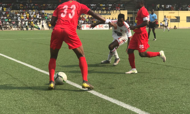 Match Report: WAFA, Kotoko clash ends in stalemate