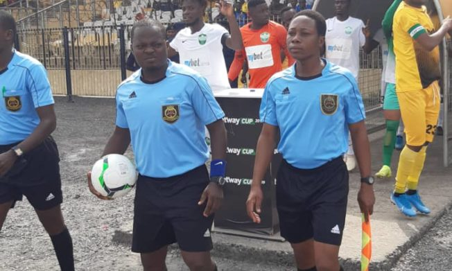 GPL: Match Officials for Matchday 12