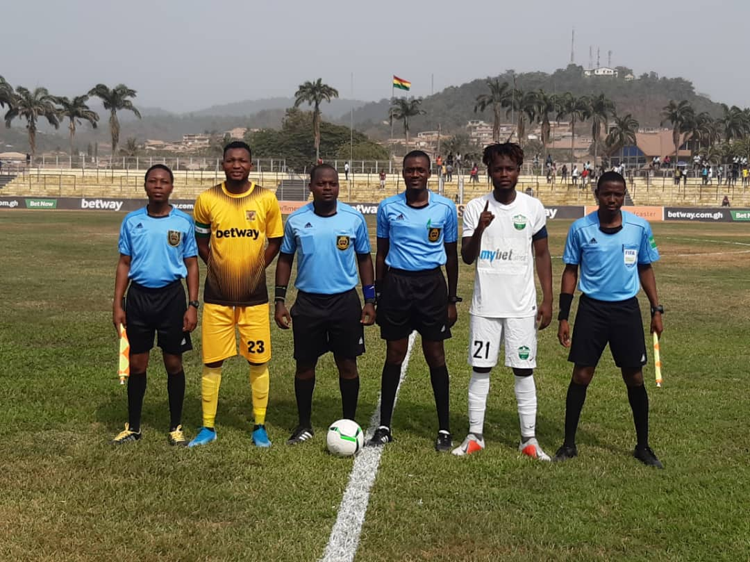 Referees receive Officiating allowances for Matchday  1-4