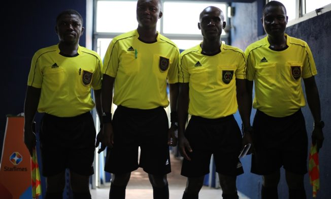 Match Officials for DOL Matchweek 8