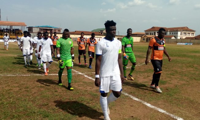 Match Report: Berekum Chelsea return to winning ways with victory over Legon Cities