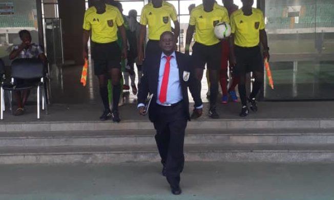 DOL: Match Officials for Week 13