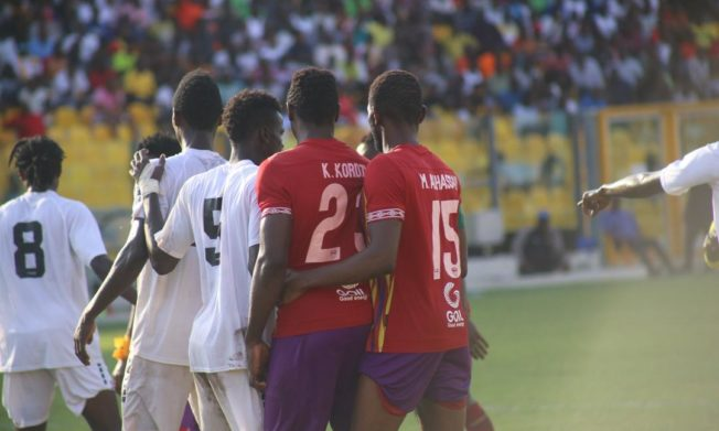Match Report - Inter Allies 1-1 Hearts of Oak