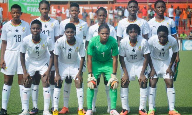Black Maidens record first-leg win over Liberia in FIFA U-17 WWC qualifying