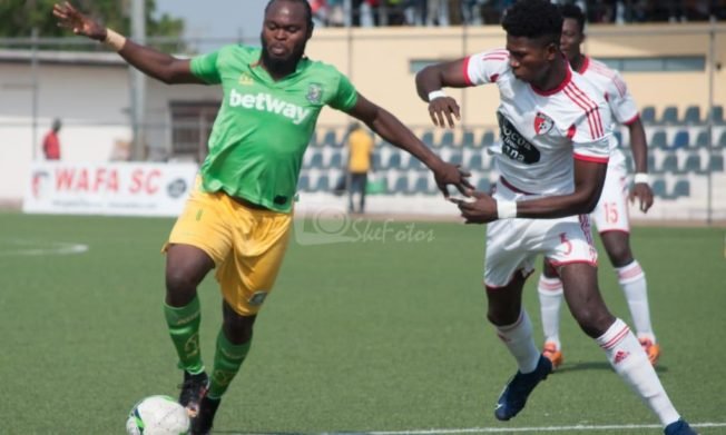 WAFA pipped 1-0 at home by Aduana Stars