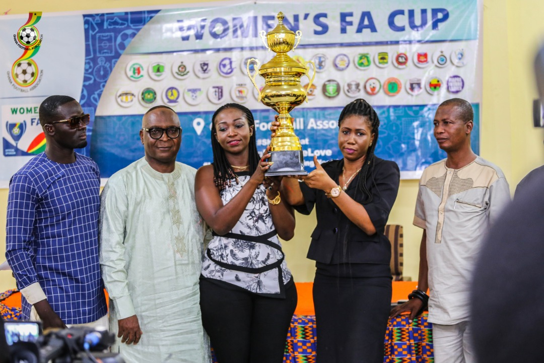 2019/20 Women's FA Cup Round of 32 pairings