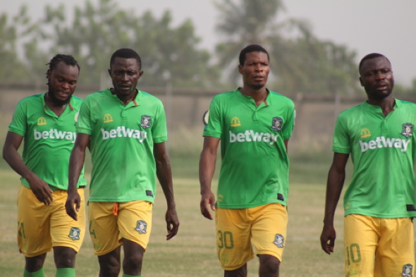 GPL: Aduana Stars, AshantiGold Day 13 clash ends in stalemate