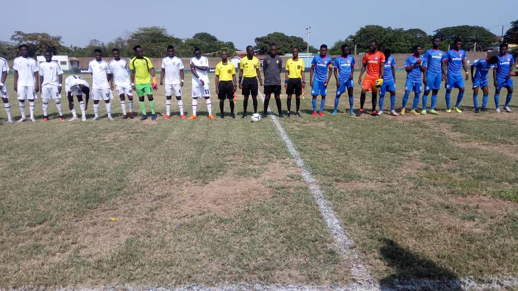 Inter Allies rally back to record vital away win over  Liberty Professionals