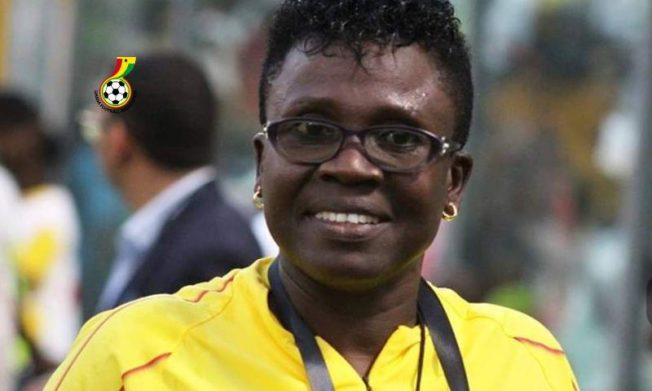 Mercy Tagoe-Quarcoo keeps Black Queens coaching job