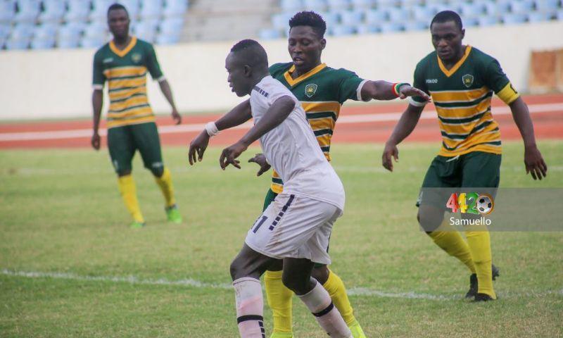 Dwarfs, Inter Allies share spoils in barren draw