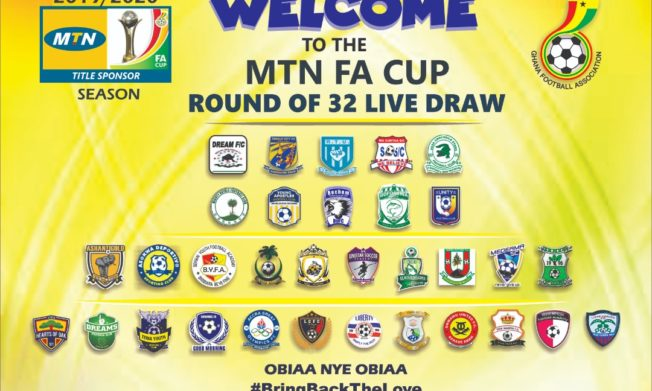MTN FA Cup Round of 32: Hearts of Oak to square off with Okwawu United