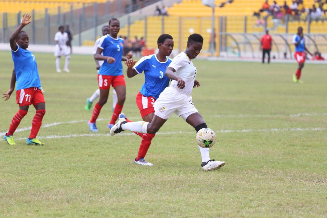 FIFA U17WWC: Black Maidens advance to next round of qualifiers after massive victory over Liberia