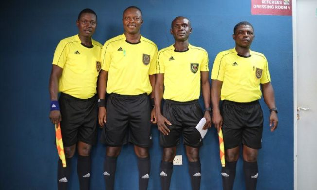 GPL: Match officials for week 13