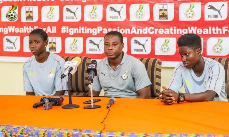 Transcript: Maidens coach, captain on Liberia return leg in U-17 WWCQ