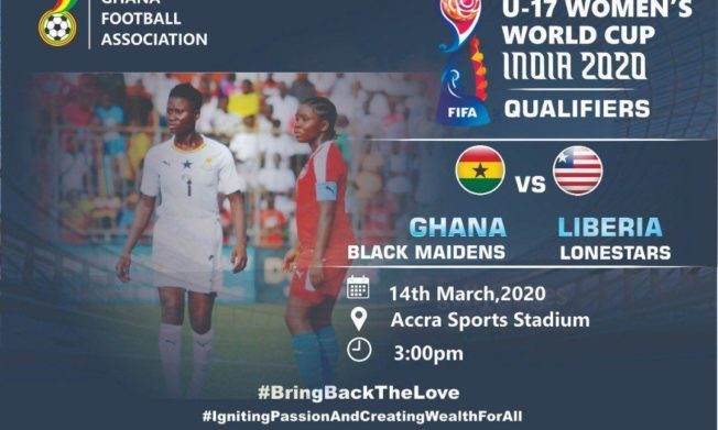 U-17 WWCQ: Ghana vs Liberia pre-match press conference