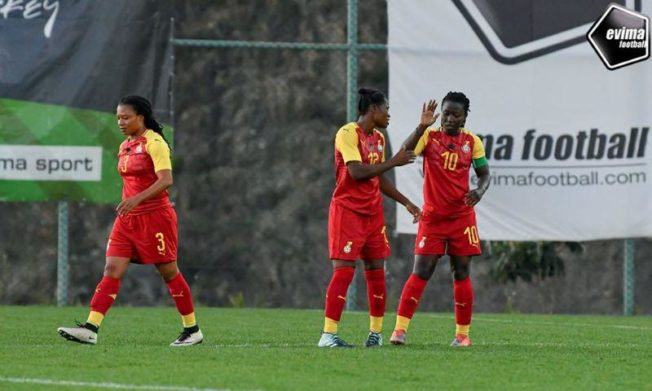 Turkish Women's Cup: Queens beat Kenya to finish second