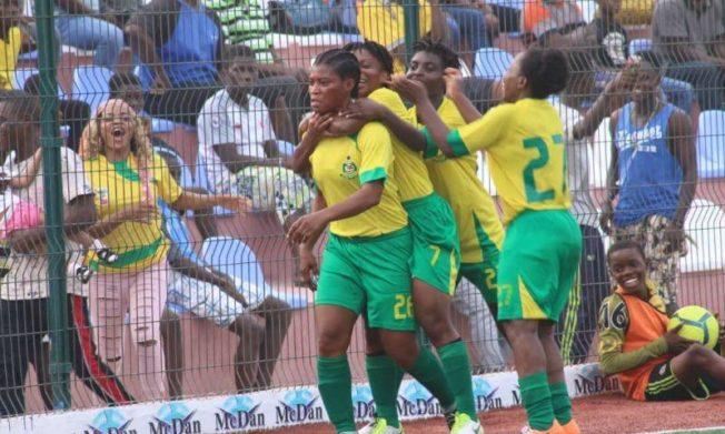 Immigration Ladies leave it late to secure first win