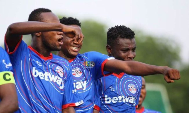 Liberty Professionals in tricky test against Elmina Sharks - Preview