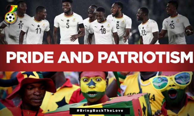 """""""Pride and Patriotism"""" - #BringBackTheLove theme for March unveiled"""