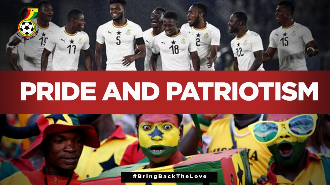 """Pride and Patriotism"" - #BringBackTheLove theme for March unveiled"