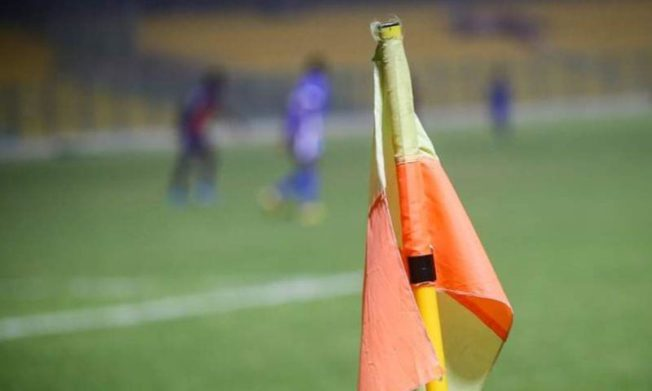 Three Referees, two Assistants suspended for the rest of the season