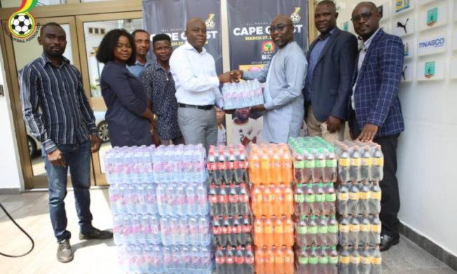 Special Ice Company donates to GFA