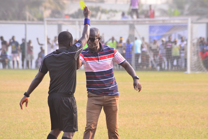 Bechem United Coach, two others suspended & handed fines