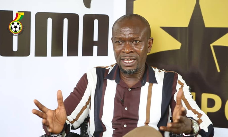 I will always respect Kwasi Appiah for the opportunity - Akonnor