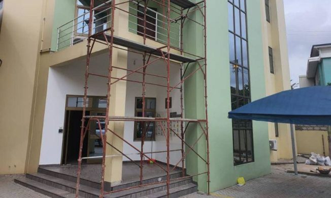 GFA renovates headquarters in time for the rains