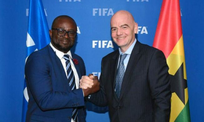 COVID-19: FIFA President Infantino talks Health, Relief Fund and more